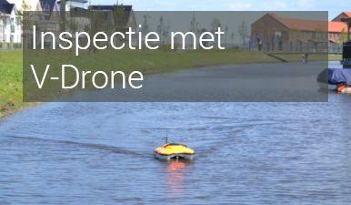 Inspectie met V-drone